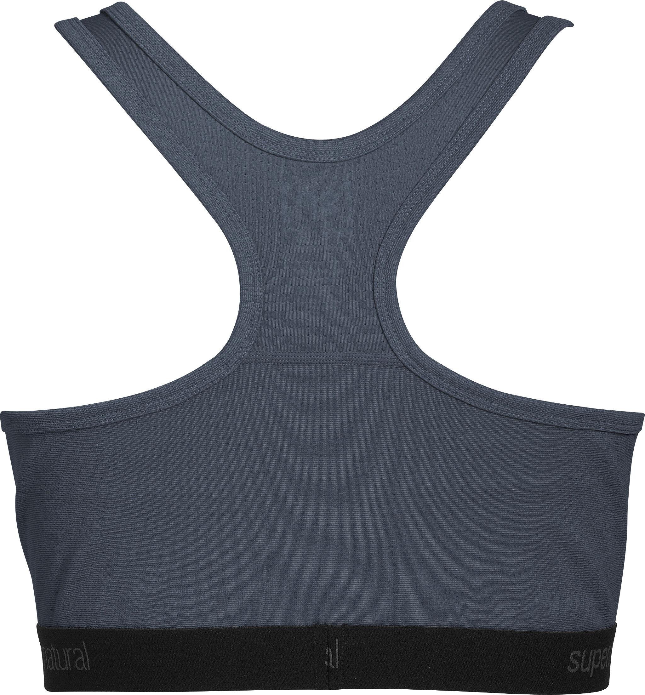 4e95d4ff24889 super.natural Semplice 260 Sports Bra Women grey at Addnature.co.uk